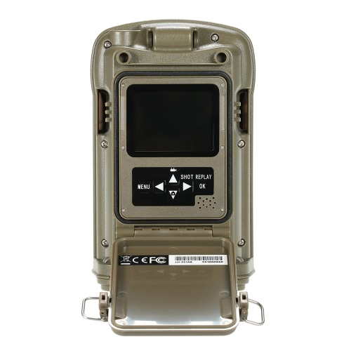 LTL Acorn LTL-3310A Trail Jogo Scouting Vida Selvagem Caça HD Digital Camera TFT LCD 940nm LED IR Video Recorder Rain-prova
