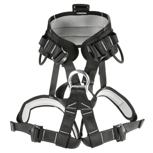 Professional Thicken Strong Seat Safety Belt Rock Climbing Bust Harness Rappelling Mountaineering Caving Rescue