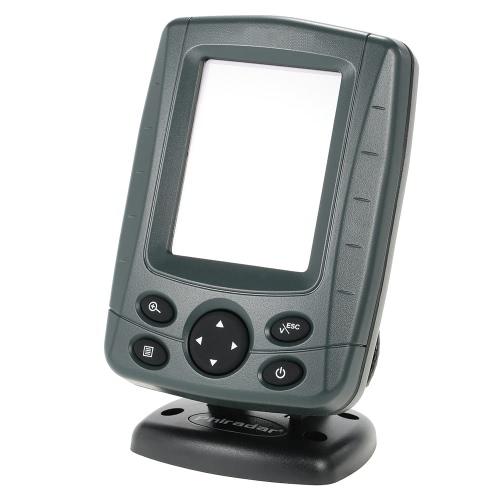 """Portable 3.5 """"LCD Fishing Finder Sensor de Sonar Pesca al aire libre"""