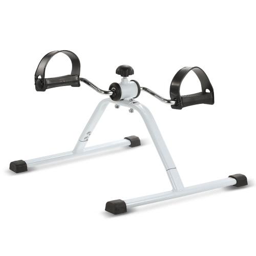 TOMSHOO Mini ejercitador de pedales de peso brazo máquina de ejercicios de piernas Terapia Física Pedal ciclo bicicleta de ejercicio