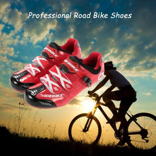 メンズロードバイクシューズプロフェッショナルレーシングサイクリングシューズ