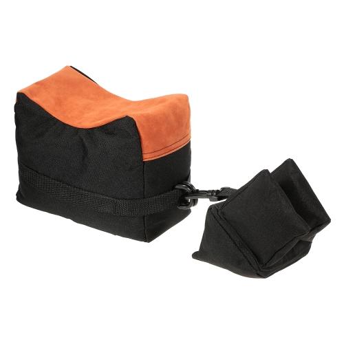 Bolsas de descanso en el frente y en la parte posterior Bolsas de descanso en el banco Zona de descanso Banco de destino Soporte sin carga Caza Accesorios tácticos