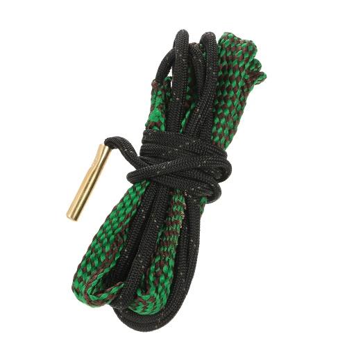 Juego de limpieza de arma de fuego con arandela de cuerda