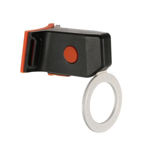 Светодиодный индикатор безопасности для велосипеда Светодиодный велотренажер для задних фонарей заднего фонаря для велосипеда с подсветкой Сердце / круглый / костяной