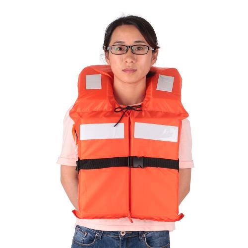 Lixada Взрослые Прибрежная спасательный жилет Плавающие устройства Плавучая жилет жилет Проходимость Плавание дрейфующих Серфинг Водные виды спорта Спасательные Jacket фото