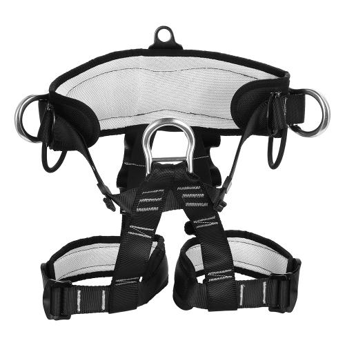 Cintura di sicurezza in cinghia di sicurezza Rappelling Cintura di sicurezza