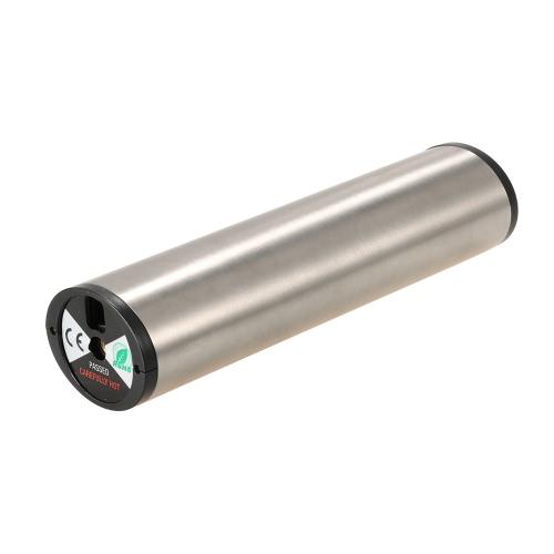 Lixada de mano 12V Mini inflador de aire eléctrico con 150PSI recargable de la batería de visualización digital del monitor de presión de los neumáticos y preestablecido