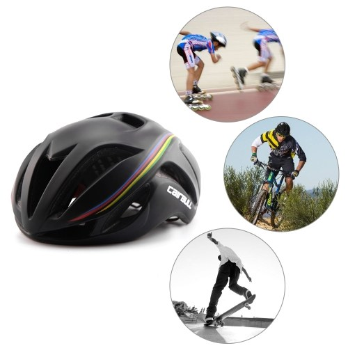Image of CAIRBULL Bicycle Helmet Ultralight EPS+PC Cover MTB Road Bike Helmet Integrally Mold Cycling Helmet Cycling Safety Helmet