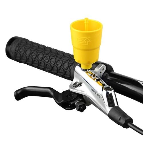 4 pezzi BIKEIN PRO Mountain Road sistema di frenatura della bicicletta kit di strumenti di olio di lubrificazione supplemento senza olio minerale