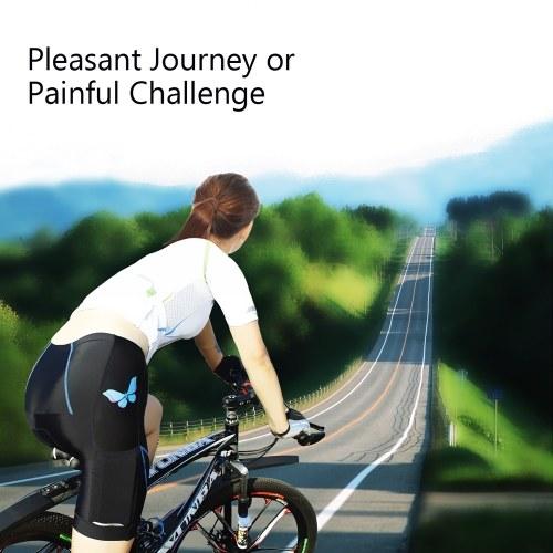 Women's Cycling Half Pants 3D Padded Cycling Shorts