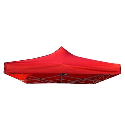 Pop Up Folding Canopy Tent Cover Sunshade Waterproof Practical Outdoor Oxford Farbic Printable Advertisement Tarpaulin