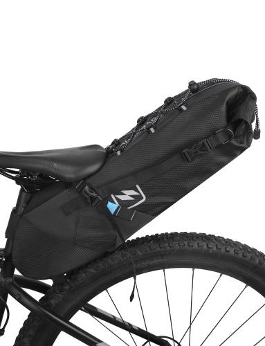 Waterproof Bike Saddle Bag