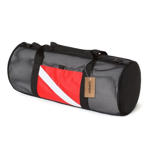 Mesh Duffel Gear Bag