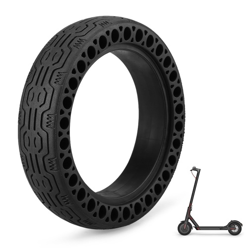 Explosion-proof Solid Tire Front Rear Tyre for Xiaomi M365 Electric Scooter