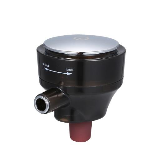 Portátil 2-em-1 Ultrasonic Elétrica de Alta Velocidade de Oxigenação Wine Decanter & Beer Bubbler