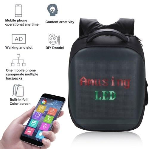 Backpack Intelligent LEDs Fashion Laptop Backpack