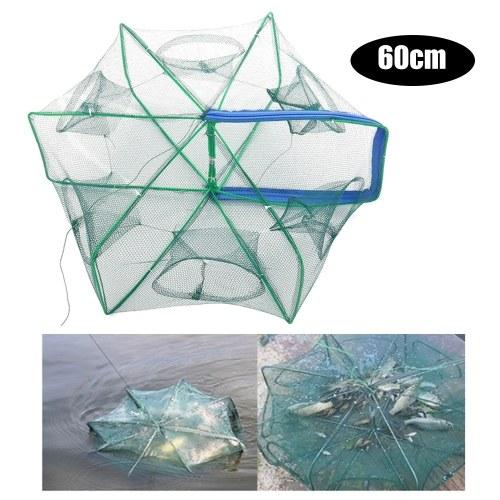Armadilha de pesca automática portátil de rede de pesca