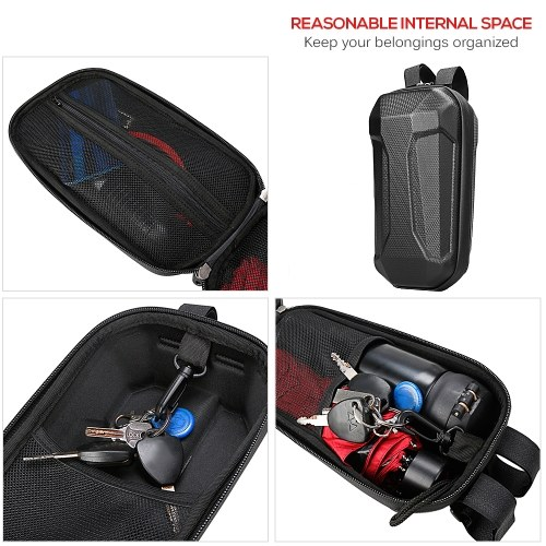 Waterproof Hard Shell EVA Scooter Handlebar Bag Image
