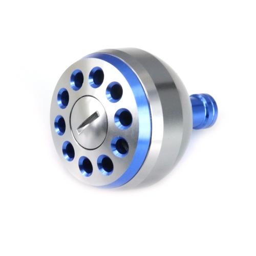 Peças de reposição do botão do carretel de pesca de metal completo de 33 mm / 38 mm carretel de fundição carretel
