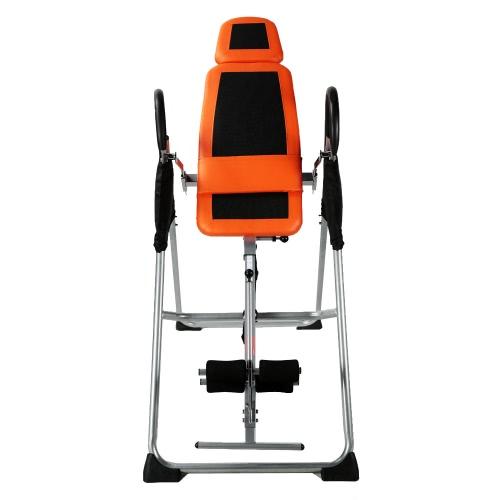 折り畳み式の反転表カイロプラクティック背中の痛みの救済療法フィットネスエクササイズヘビーデューティ300ポンドの耐荷