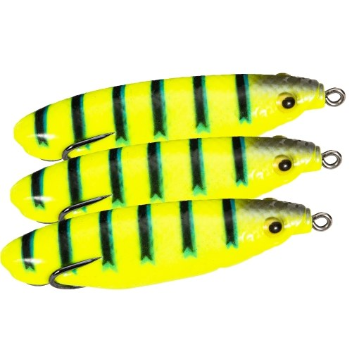 Silicone Rubber Soft Fishing Lures Artificial Fish Lures Baits with Hooks Image