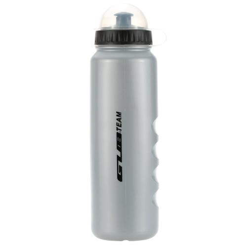 GUB 1000ml Portable Outdoorsport-Wasserflasche mit Stroh Deckel Staubschutzhaube für Radfahren Wandern Camping Reisen