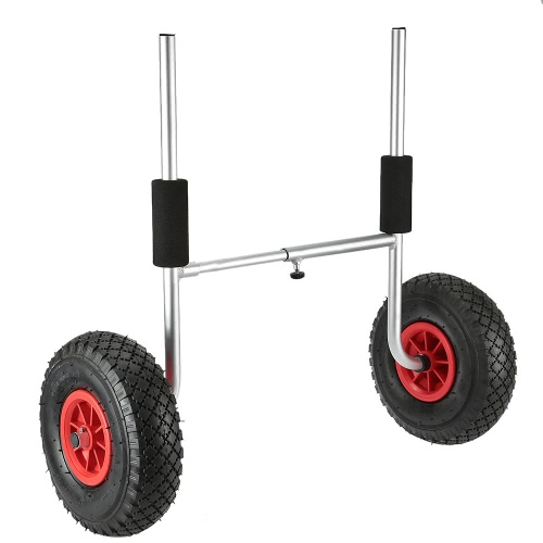 50KG Loading Capacity Detachable Kayak Trolley