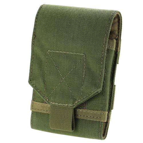 Tactical universale compatibile Smartphone all'aperto multiuso di campeggio Carry Accessory Pouch