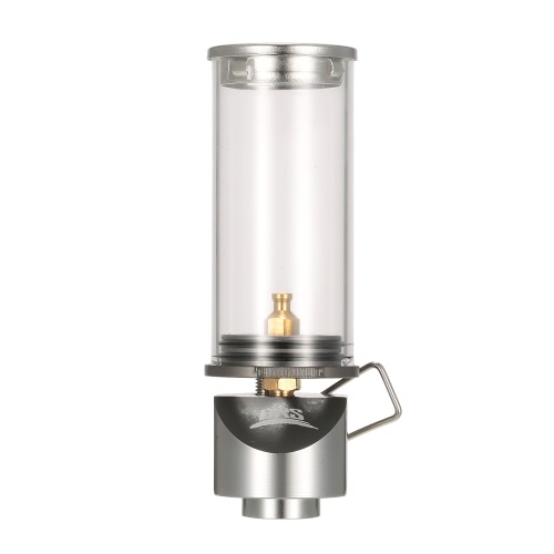 BRS Lamp Light Butane Gas Light Lantern Outdoor Use Only for Camping Picnic Self-driving