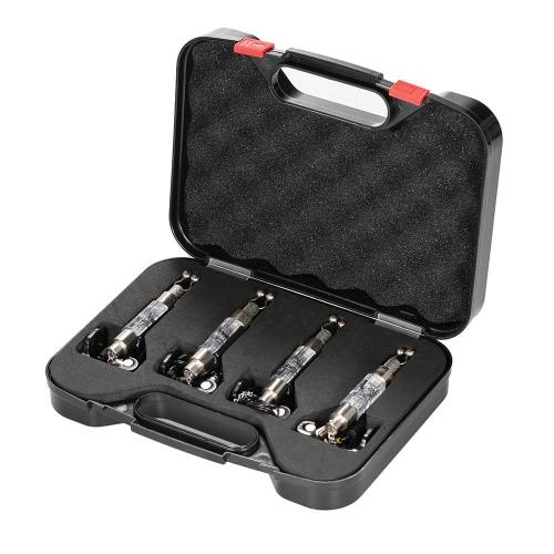 4PCS LED beleuchtet Bobbing Angeln Indicators Karpfenangeln Swingers Angeln für Bissanzeiger Tackle