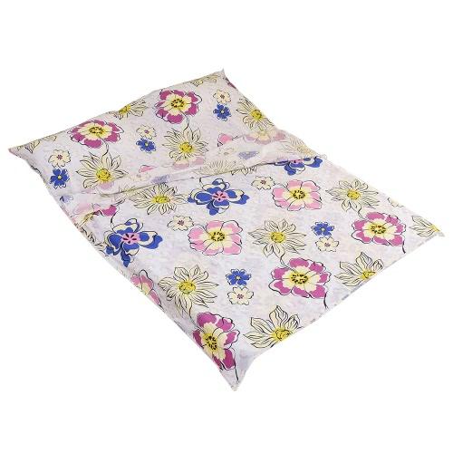 Viaggio esterno Backpacking pelo del tessuto di cotone Bag Liner compatto e leggero sacco a pelo