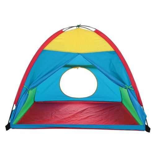 TOMSHOO portatili per bambini Kids Play Tent coperta tenda esterna giardino giocattolo