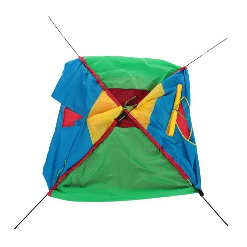 Image of TOMSHOO Tragbare Kinder Kinderspielzelt Indoor Outdoor Garten Spielzeug-Zelt