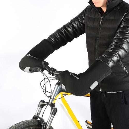 Bar Mitts MTB Hybrid Fat Bike Winter Mitten Handlebar Covers XL Extra Large