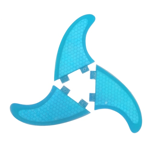 Surfboard Плавники Соты Стекловолокно Surf совета Ласты G3 / G5 / G7 Surf Ласты Серфинг Thruster