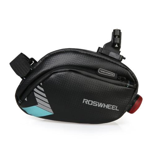 Borsa a tracolla MTB bicicletta ROSWHEEL Borsa posteriore in bicicletta