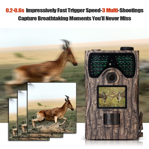 12mp 1080p trail camera