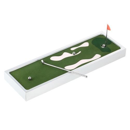 Mini tavolo Top Desktop Golf Game Entertainment Recreational Funny Club Gioco strumento da tavolo gioco di golf