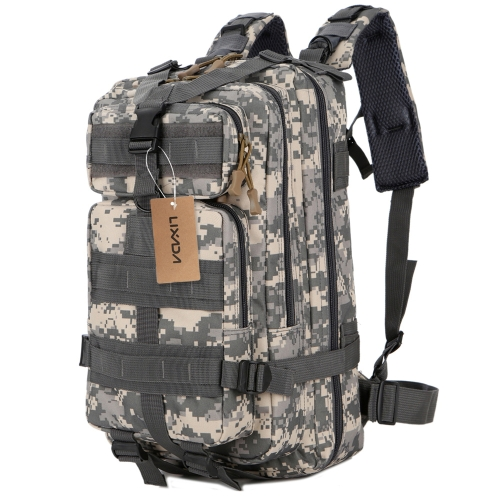 Lixada 30L Assault Pack Esercito Molle Bug Out Bag
