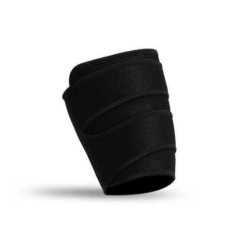 Thigh Brace Hamstring Compression Wrap Elastic Thigh Support Straps Sports Recovery Wraps