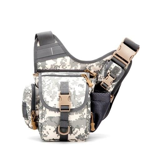 Im freien kleine Satchel Rucksack multifunktionale verschleißfesten Rucksack Reiten Tasche Taktik Camouflage Radfahren Tasche