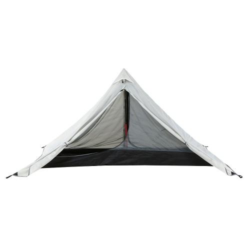 Image of Doppelschicht-Wasser-beständiges wanderndes Zelt-im Freiencamping-Zelt