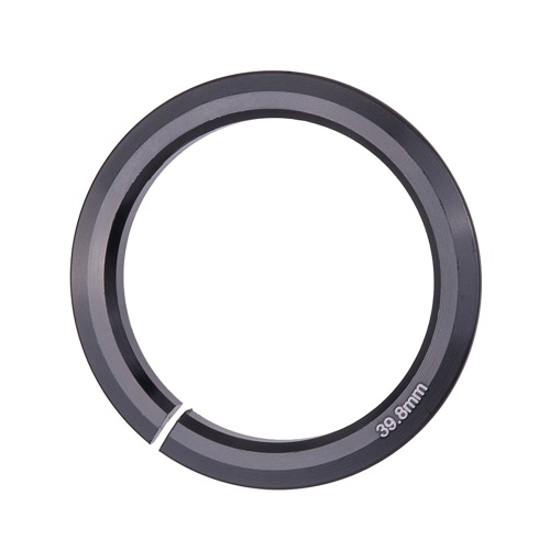 Bicycle Tapered Fork Open Crown Race Replacement Headset Base Ring for 1.5 inch Fork 52mm 54mm Bike Headset
