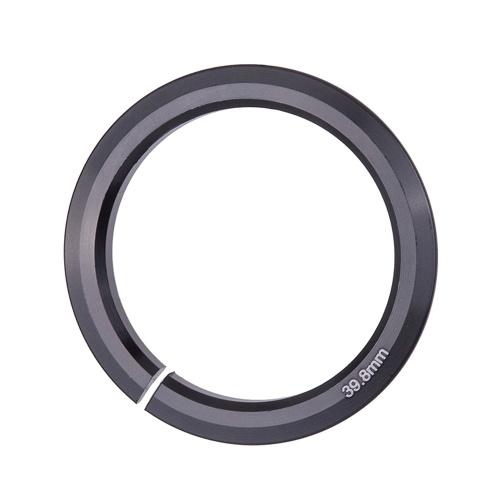 Bicicleta Tapered Fork Open Crown Race Reemplazo Headset Ring para 1.5 pulgadas Fork 52mm 54mm Auriculares para bicicleta