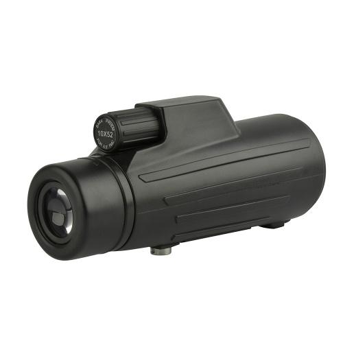 10x52 Monokularteleskop