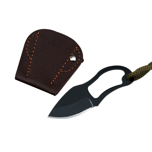 Mini lâmina de aço inoxidável da pata do dedo do bolso