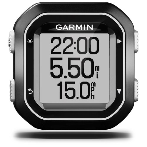 ワイヤレスコンピューター用Garmin Edge 25超軽量自転車GPS