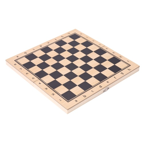 Folding Three-in-one Suit Chess Board Chess Checkers Suit Backgammon Suit Chess Set Board Game
