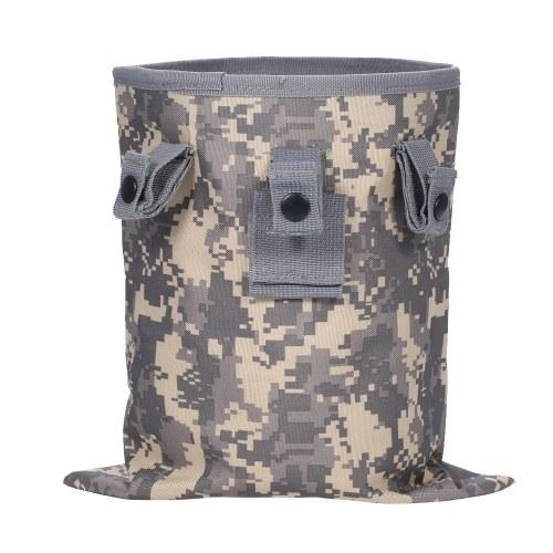 Multifunctional Tactic Dump Drop Storage Pouch