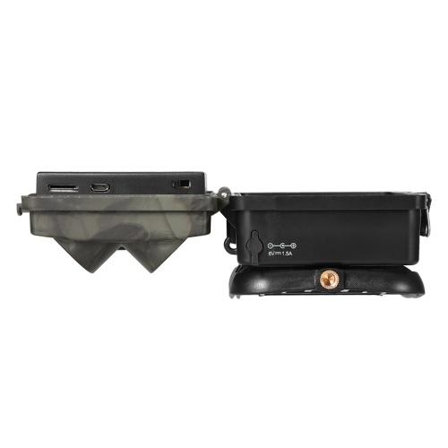 HC-801LTE 16MP 1080P 4G MMS SMS Trail Camera Hunting Game Camera